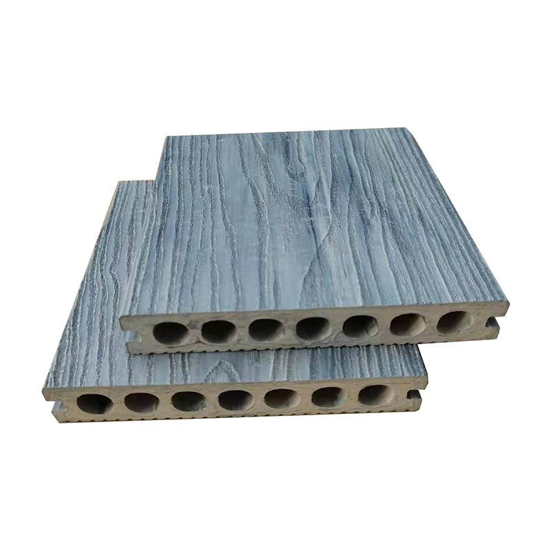 3D Embossed UV Resistance Composite WPC Decking