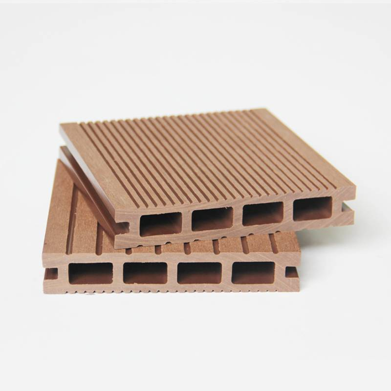Insect Prevention Outdoor Waterproof Plastic WPC Decking Featured Image