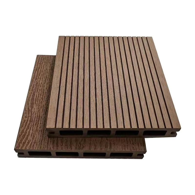 Outdoor Anti-corrosion WPC Hollow Decking