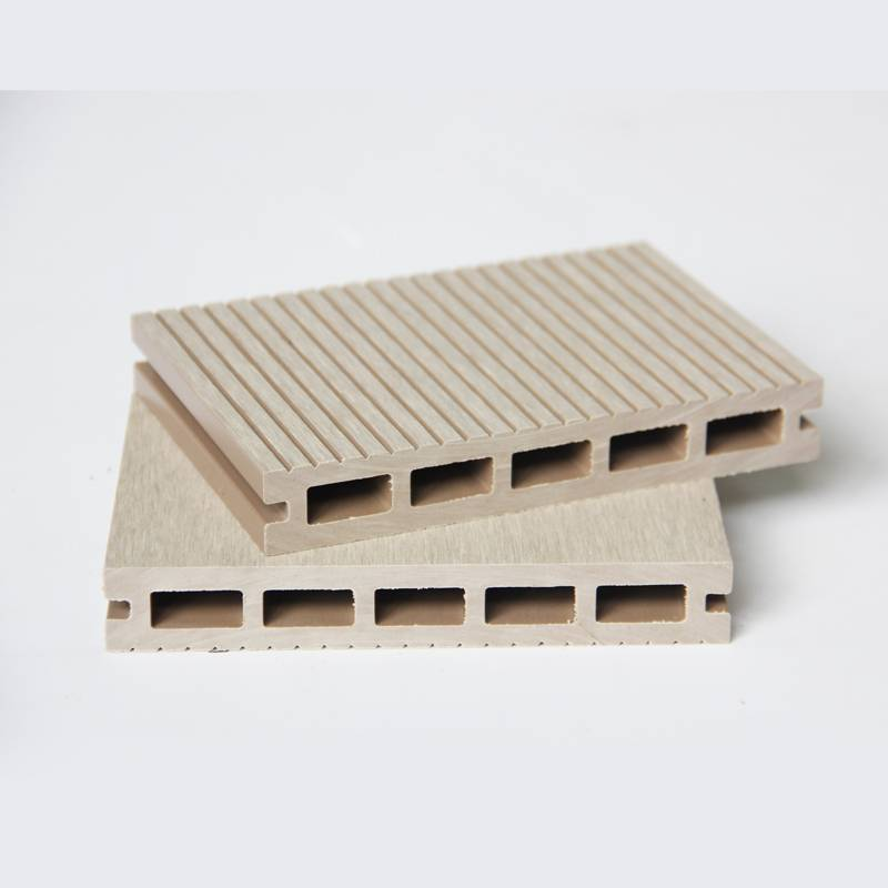 Easy install Wood Plastic Composite WPC Decking