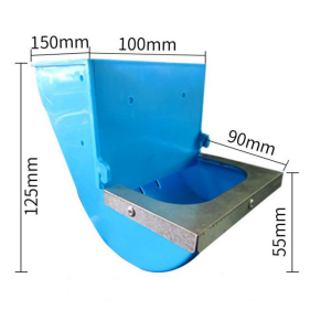 Rabbit food feeder trough (1)1428
