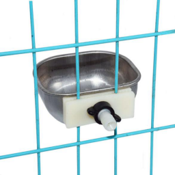 Automatic stainless rabbits drinker bowl1350