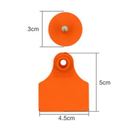 Pig sow TPU ear tag marker (1)1531