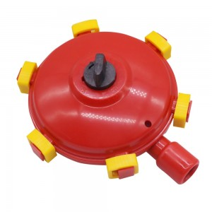 Durable Red Water Level Controller