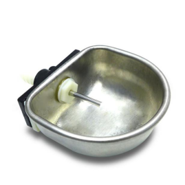 Automatic stainless rabbits drinker bowl1327