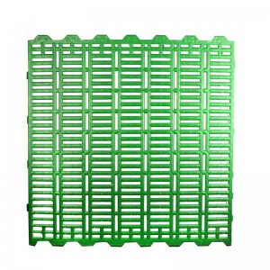 Sheep Goat Pvc Pp Plastic Slat Floor