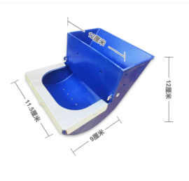 Rabbit food feeder trough (1)1422