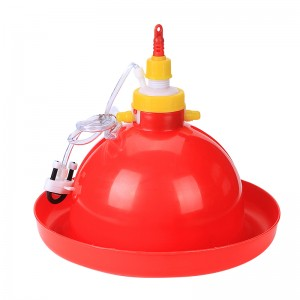 Automatic Chicken Plasson Bell Drinker