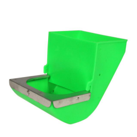 Rabbit food feeder trough (1)1424
