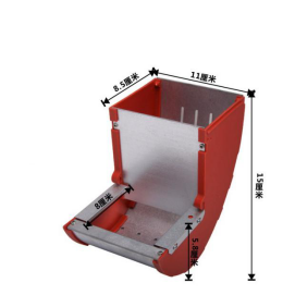 Rabbit food feeder trough (1)1418