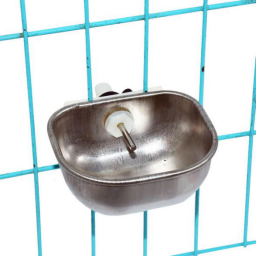Automatic stainless rabbits drinker bowl1353