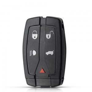 LOCKSMITHOBD Rangrover 5 button remote key blank