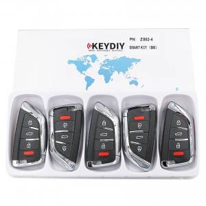 KEYDIY ZB series ZB02-4 button universal remote control  for KD-X2 mini KD