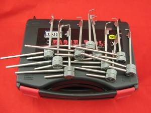 LOCKSMITHOBD Haoshi 2020 NEW 12PCS  LOCKPICK FOR SAFE BOX