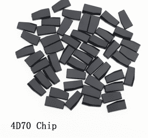 OEM CN4D70 (4D60) Blank Chip (Carbon) 80BIT Pg1: FF (TP06/19) for Generating 61/62/65/66/67/68/69/6A/6B/72G/82 (Aftermarket) Free shipping