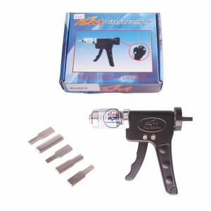 LOCKSMITHOBD Klom Quick Gun Turning Tool