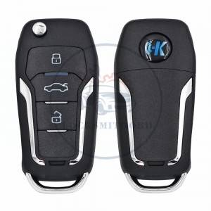 KEYDIY ZB series ZB12-3 button universal remote control  for KD-X2 mini KD