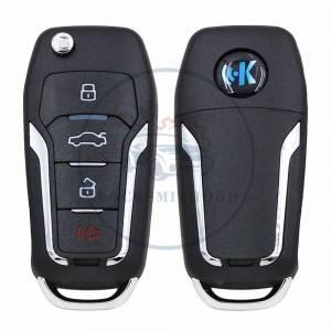 KEYDIY ZB series ZB12-4 button universal remote control  for KD-X2 mini KD