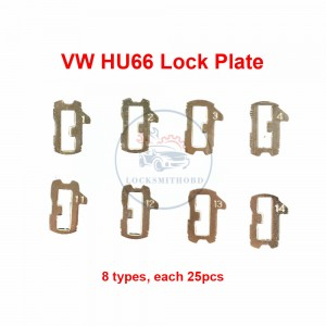 Locksmithobd HU66 car lock wafer