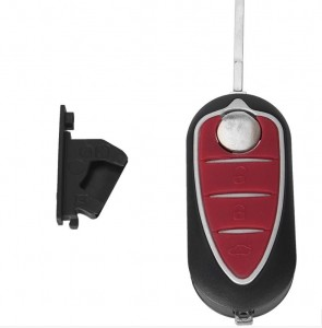 LOCKSMITHOBD Alfa Romeo 3 button remote key blank
