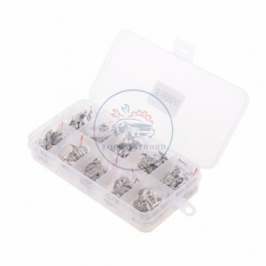 Locksmithobd HON66 Car Lock wafer 380pcs