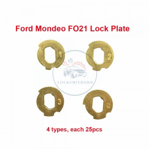 Locksmithobd Ford Mondeo Car Lock wafer