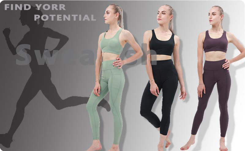 2021 Yoga wear hot sale