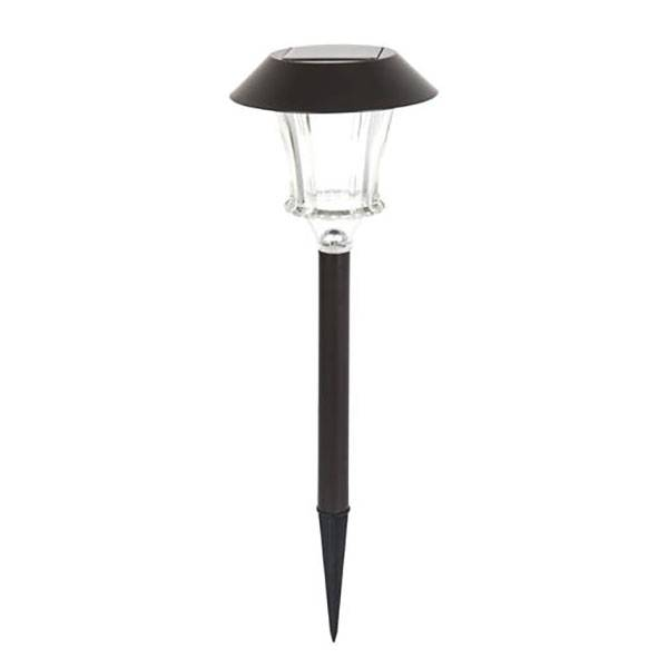 Stainless Steel Solar Path Light (2-Pack) Featured Image
