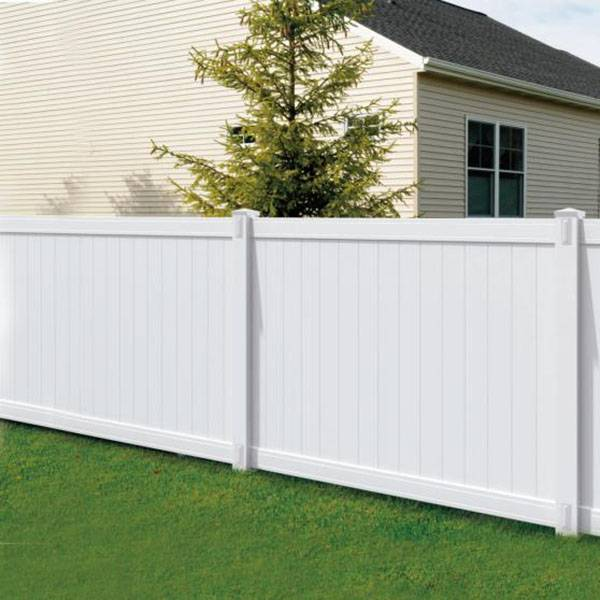Vinyl Privacy Fence Kit