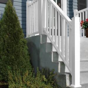 Premium Preassembled Stair Railing