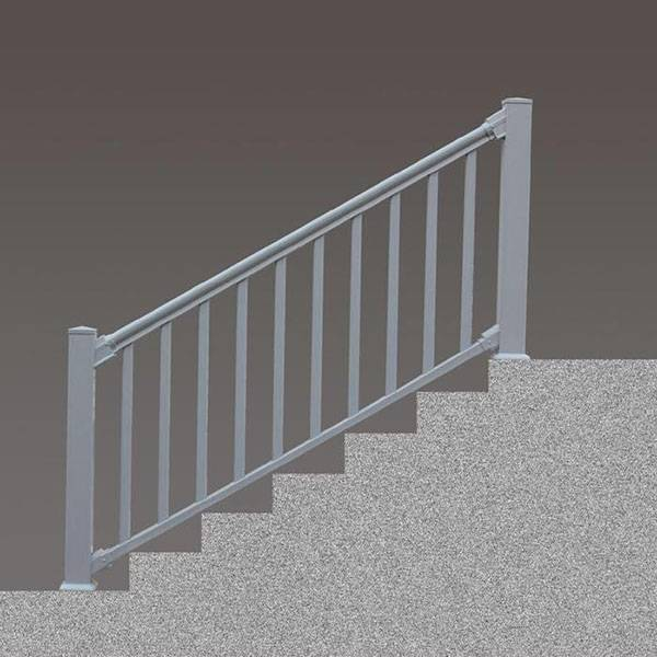 Premium Preassembled Stair Railing Featured Image
