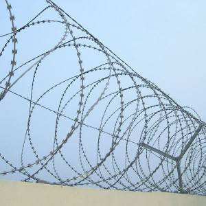 Barbed wire and Razor wire