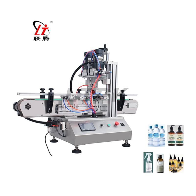 Desktop capping machine B