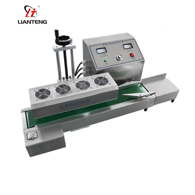 LGYF-6000 Continuous induction sealing machine