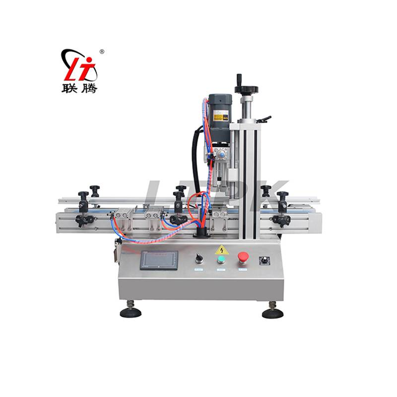 Desktop capping machine A