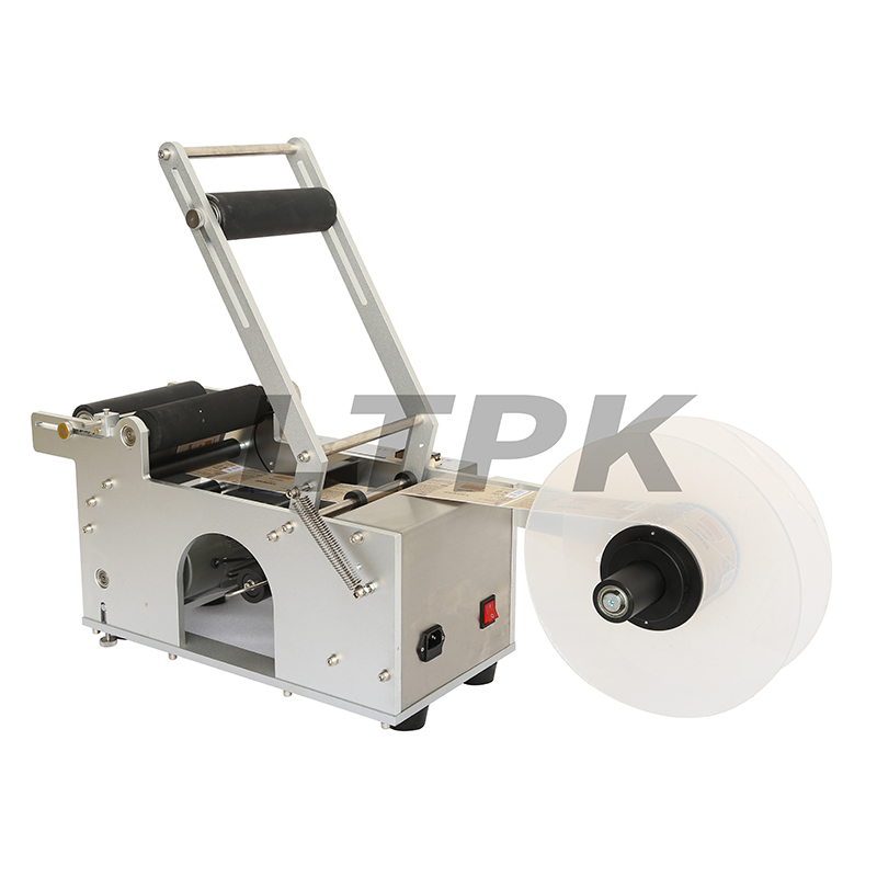 LT-50 Round bottle label machine