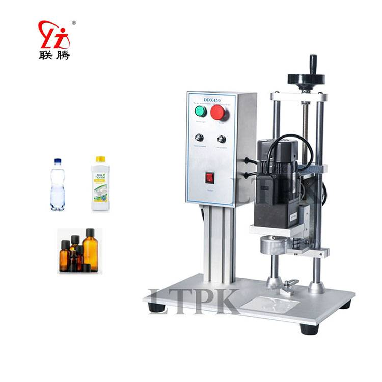 DDX-450 Desktop electric capping machine