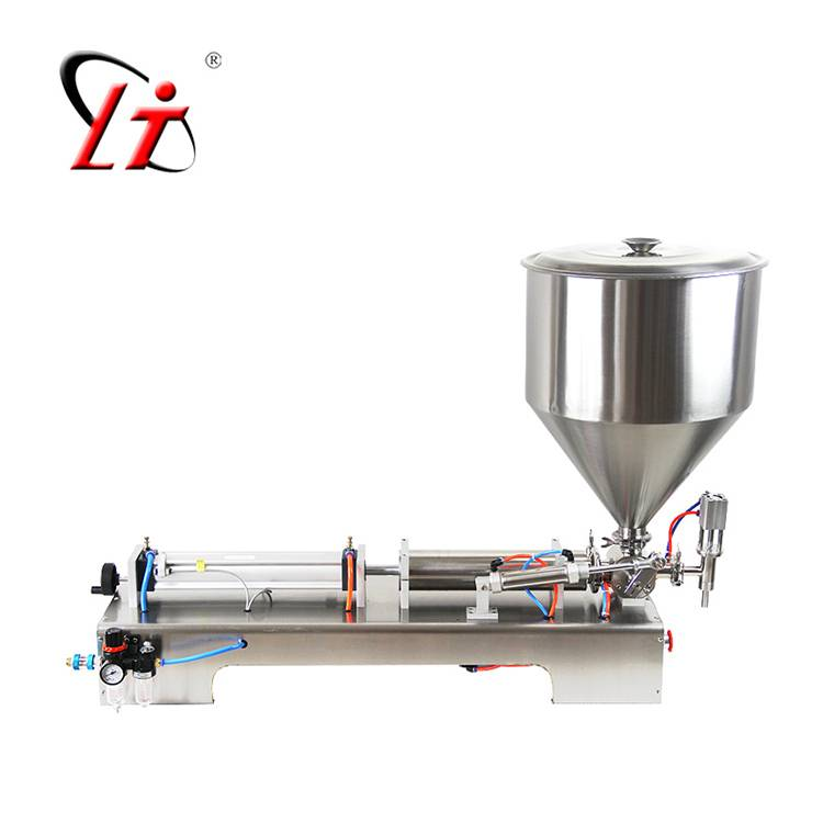 G1WG One head Paste filling machine Featured Image