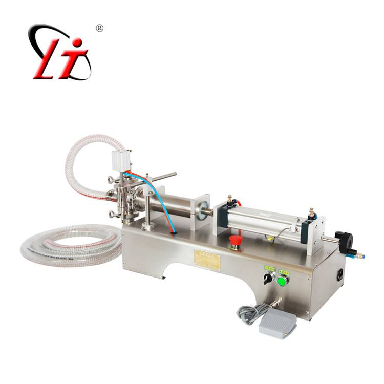 G1WY One head liquid filling machine Featured Image
