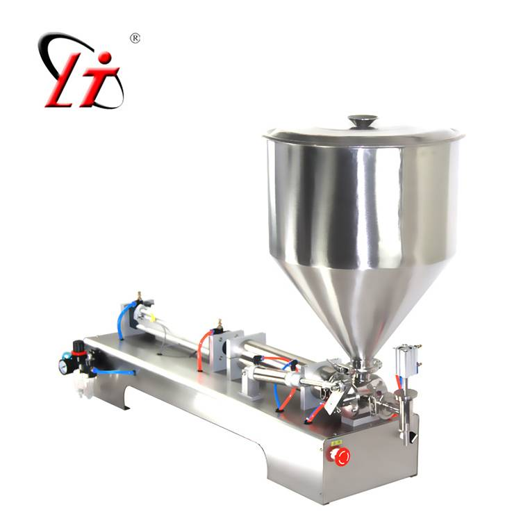 G1WG One head Paste filling machine