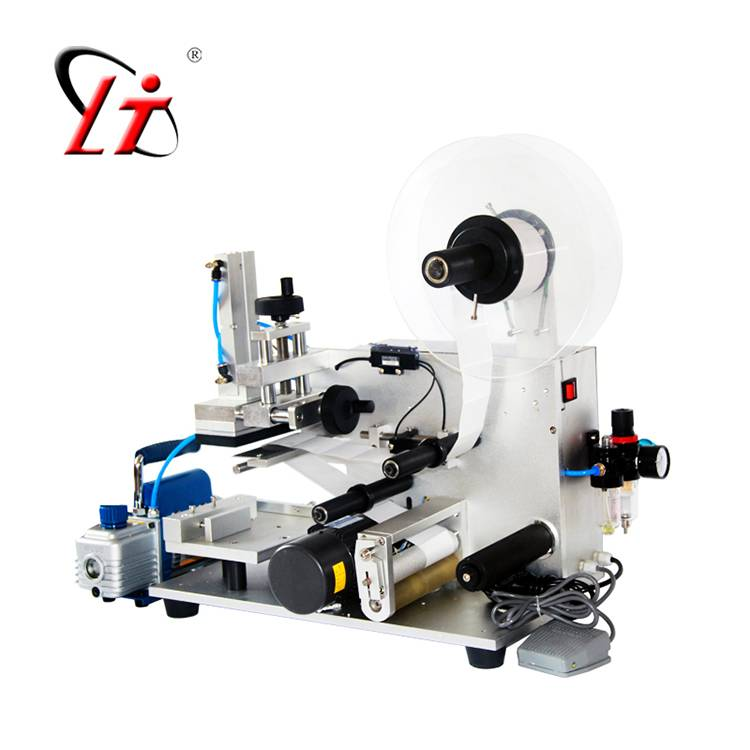 LT-60 Flat labeling machine