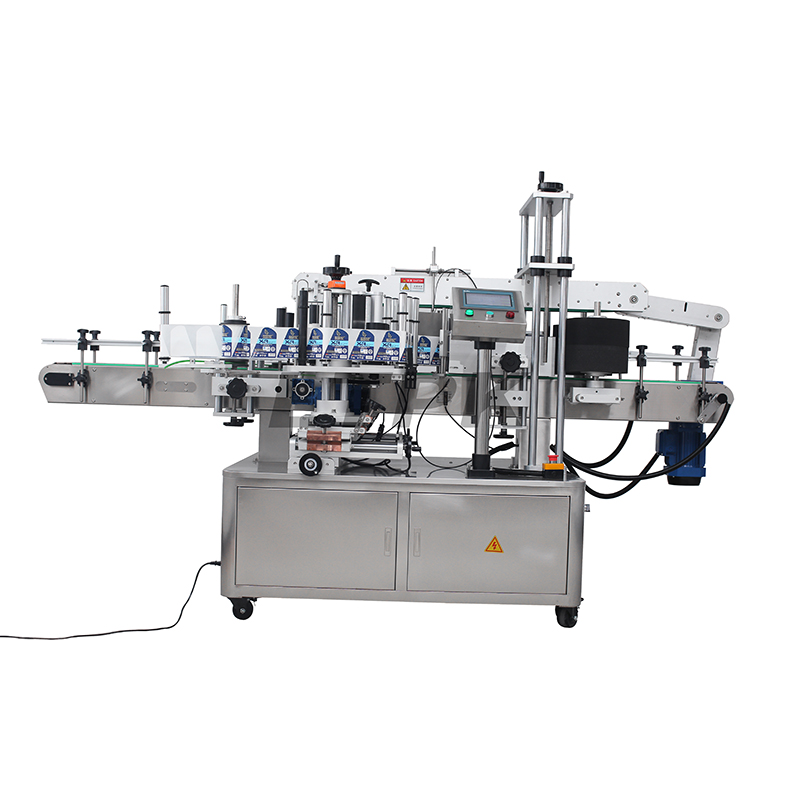 LT-600 Automatic double-sided labeling machine