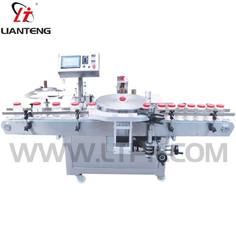 LT-100 hot melt adhesive labeling machine