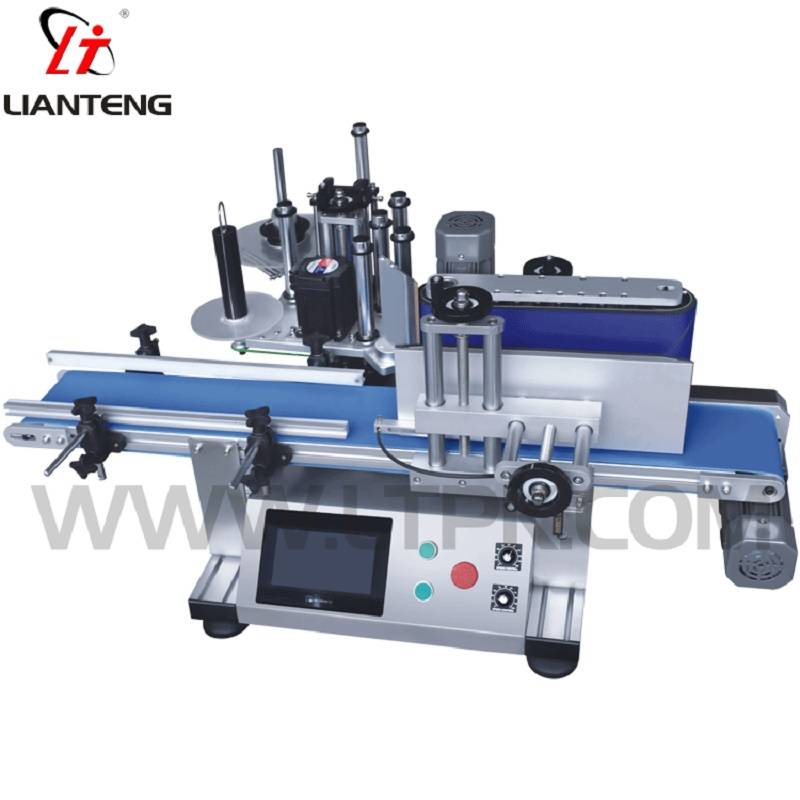 LT-150 Desktop round  bottle  labeling machine
