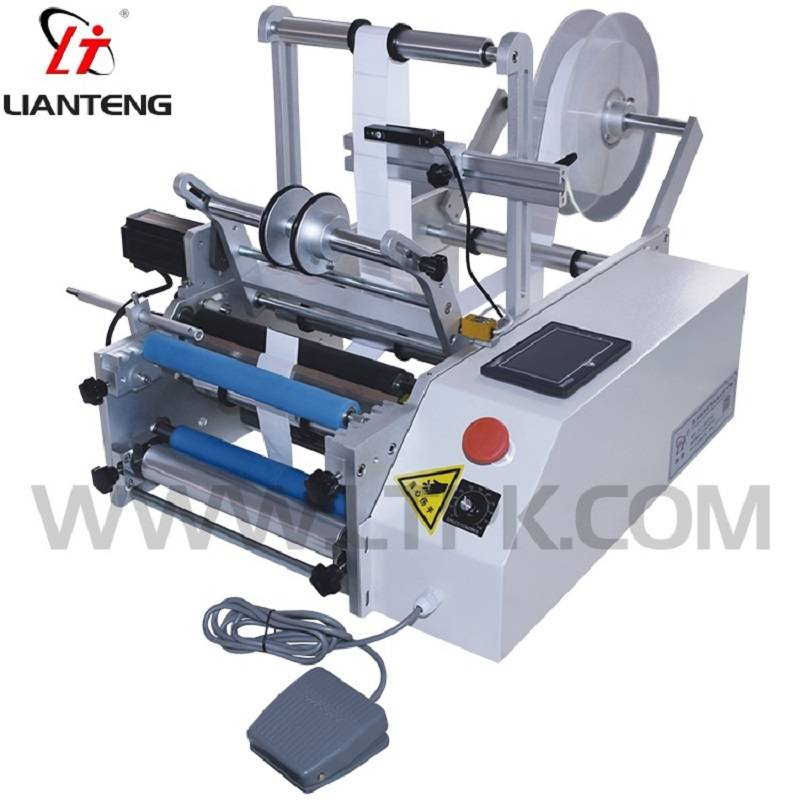 LT-190-II Round bottle labeling machine(electric)