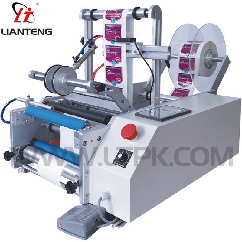 LT-190-III Round bottle labeling machine(pneumatic)