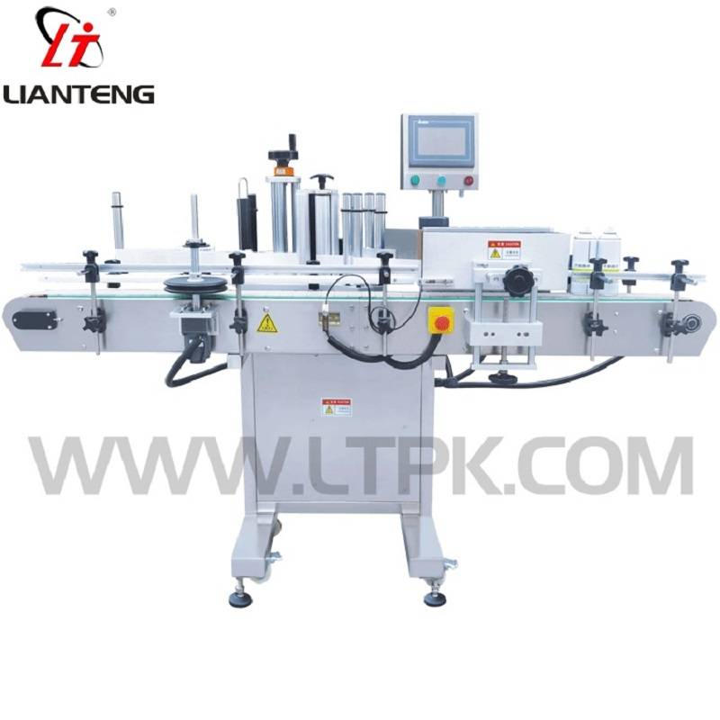 LT-220-B Automatic vertical labeling machine