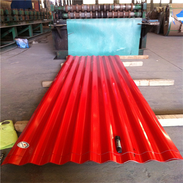 Color Corrugated Roofing Sheet Featured Image