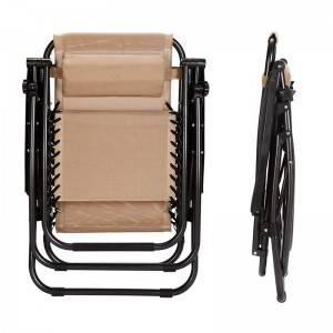 2 in1 SET Zero Gravity Chair with a small table