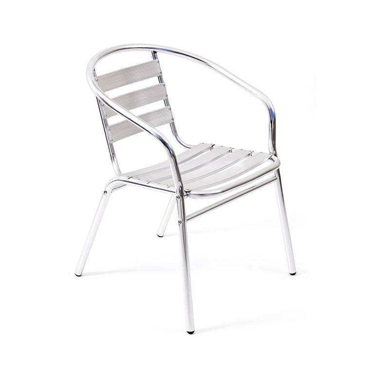 Alum. 7-sheet Outdoor garden Chair Featured Image